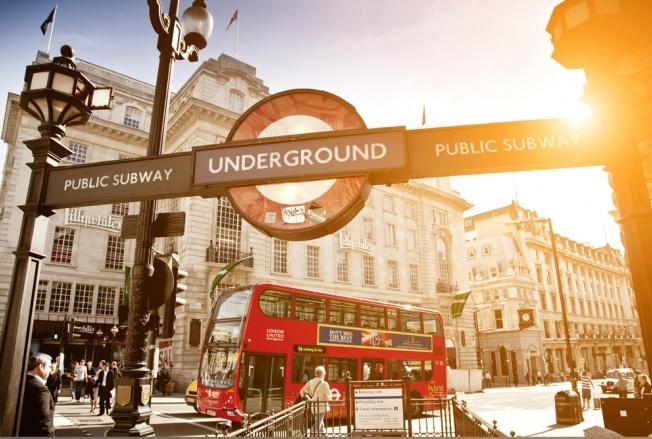 Лондонское метро отмечает 150-летие