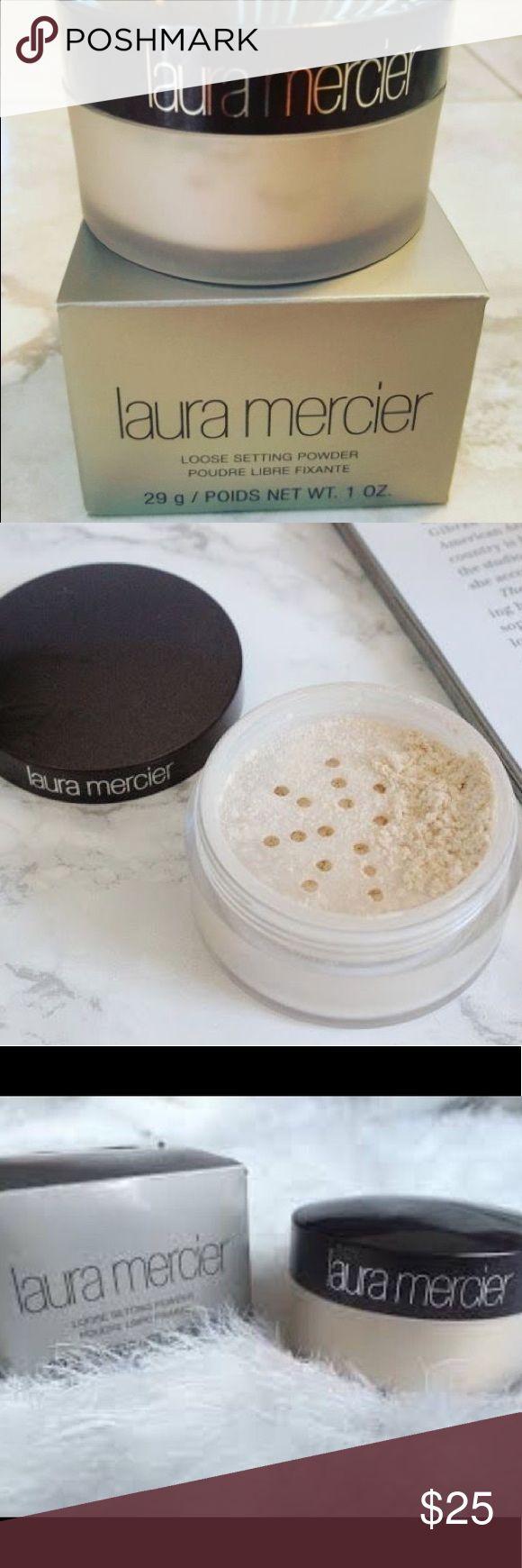 Laura mercier translucent powder Laura mercier translucent powder brand new laura mercier Makeup Face Powder