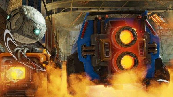 Planeta 2052: Rocket League PC - Xbox One cross-platforma sale e...