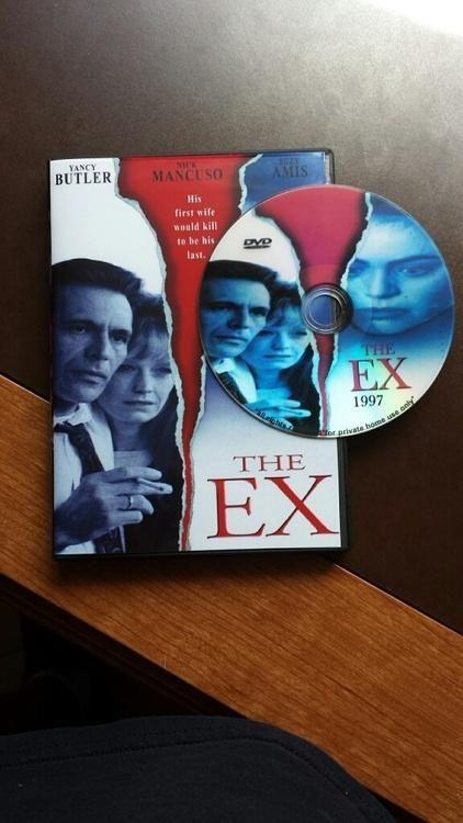 THE EX 1997 Yancy Butler, Nick Mancuso. Suzy Am