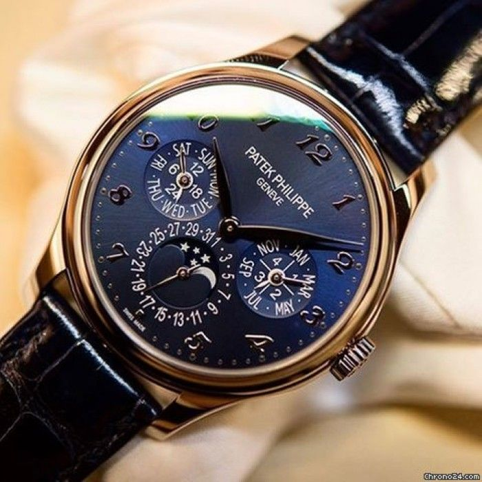 Patek Philippe [NEW] Grand Complication Perpetual Calendar 5327G-001 (Retail:HK$636,600)