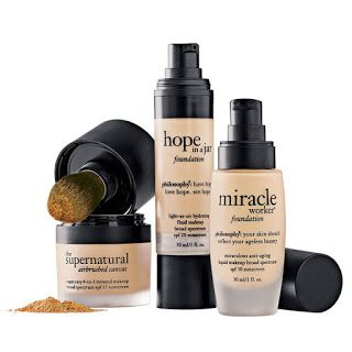 Click the pic for Ulta Coupon 25% OFF on PHILOSOPHY Foundation 2017