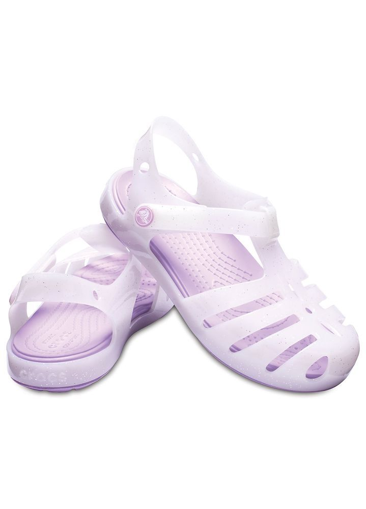 015445a9bf6005 eBay  Sponsored CROCS - SANDALO BIMBA - ISABELLA SANDAL PS - 204035-100 -  WHITE