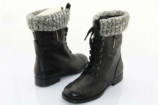 how to cut out sheepskin boot linera