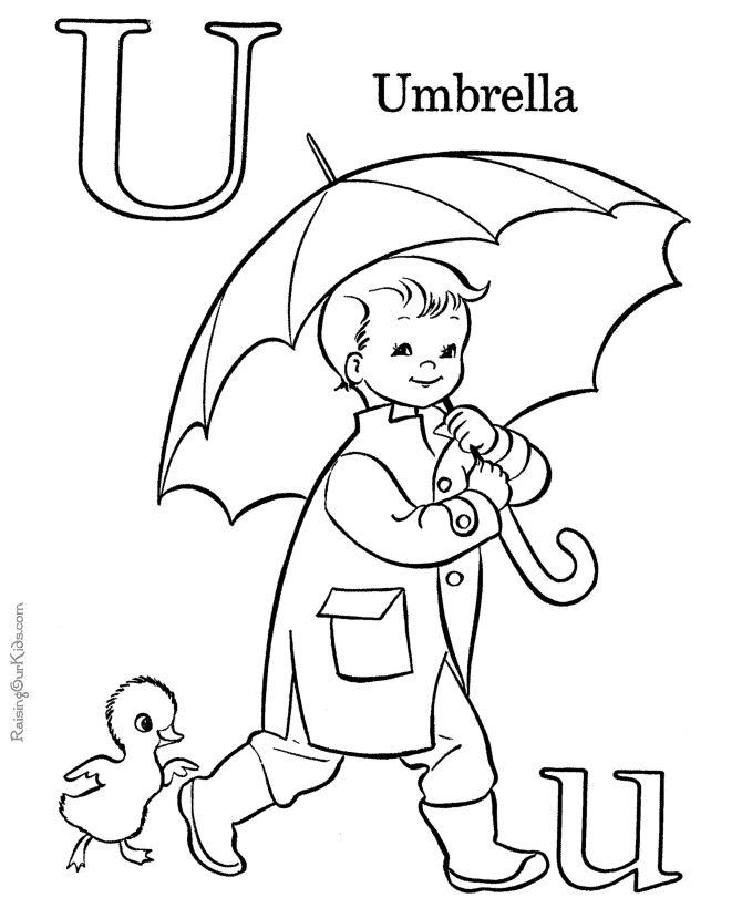 91 best alphabet printables images on pinterest | alphabet letters ... - Preschool Coloring Pages Alphabet