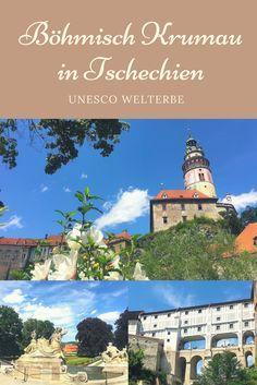 NICHT WENIGER SCHÖN ALS PRAG - aber weniger überlaufen und überteuert. Böhmisch Krumau ist eine Barock- und Renaissance-Perle, die den Besuch wirklich lohnt.