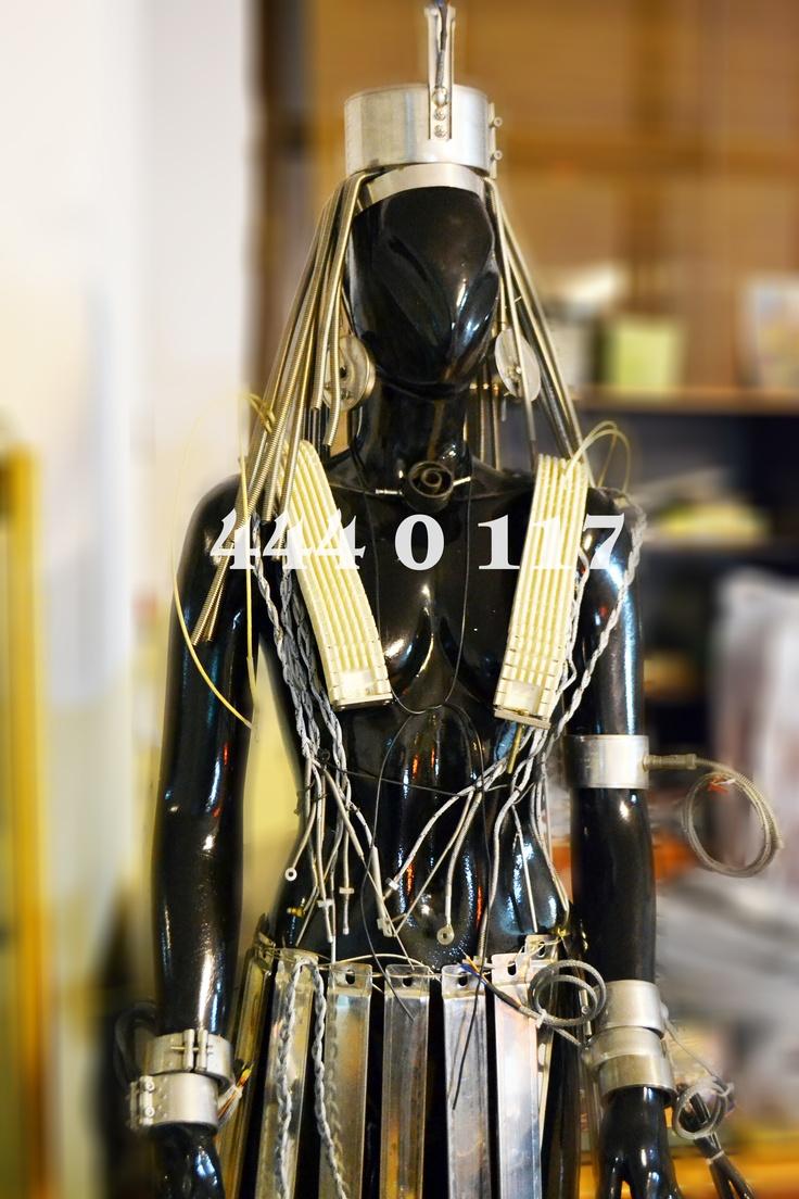 Rezistans Kostümü / Heating element costume