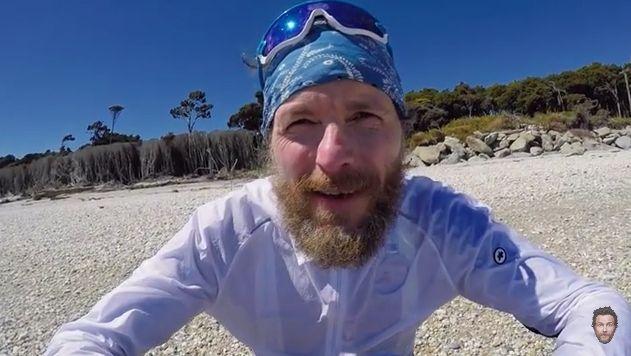 Il viaggio in bici di Jovanotti (Video)