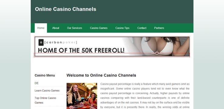 Online Casino channels is a one stop shop for gamblers who wish to keep on playing the casino games 24 x 7