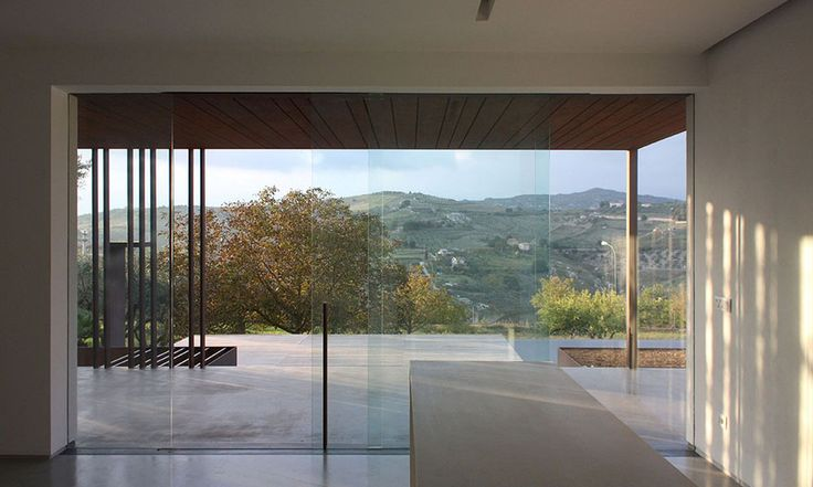 cianciana (AG), Italia villa B&D COTTONE+INDELICATO ARCHITECTS