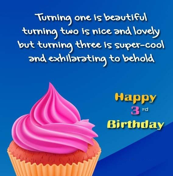 Happy 3rd Birthday Wishes Happy Birthday Princess Quotes Happy Birthday Best Friend Birthday Boy Quotes