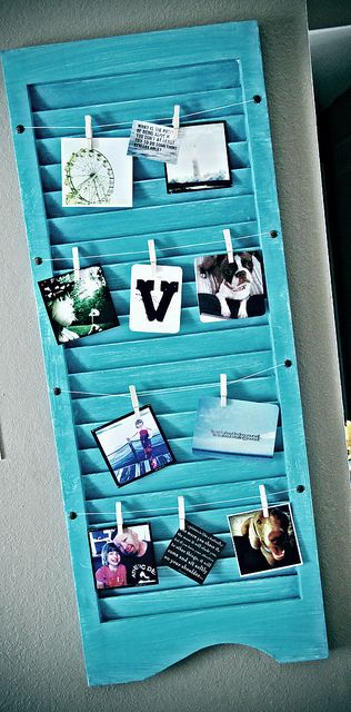 Perfect for displaying iPhone pics like @Katie Hrubec Voitsekhovsky has here! Love the color she chose too!