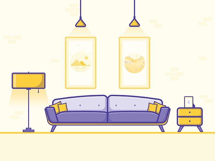 Living Room by Dusuacangmong