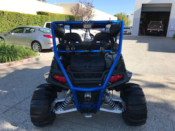 Used 2011 Polaris RZR 800 EPS ATVs For Sale in California. 2011 Robby Gordon RZR 4 EPS 800 - Only 836 Miles.  Only used in the sand dunes; never on dirt.  SDR cage, SDR doors, SDR bumper, switches, and lights all installed by SDR.  KT turbo installed and tuned by the Pro Shop (Stanton Ca.)  Car runs on pump gas.  Twisted Stitch bench seats both front and rear.  Custom stereo by Mark's Audio (Irwindale Ca.)  Sand Blaster fronts and rear by Fullerton Sand Tires Unlimited with custom OMF…