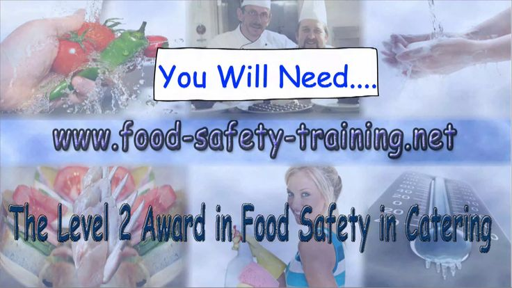 Level 2 Awards in Food Safety Courses