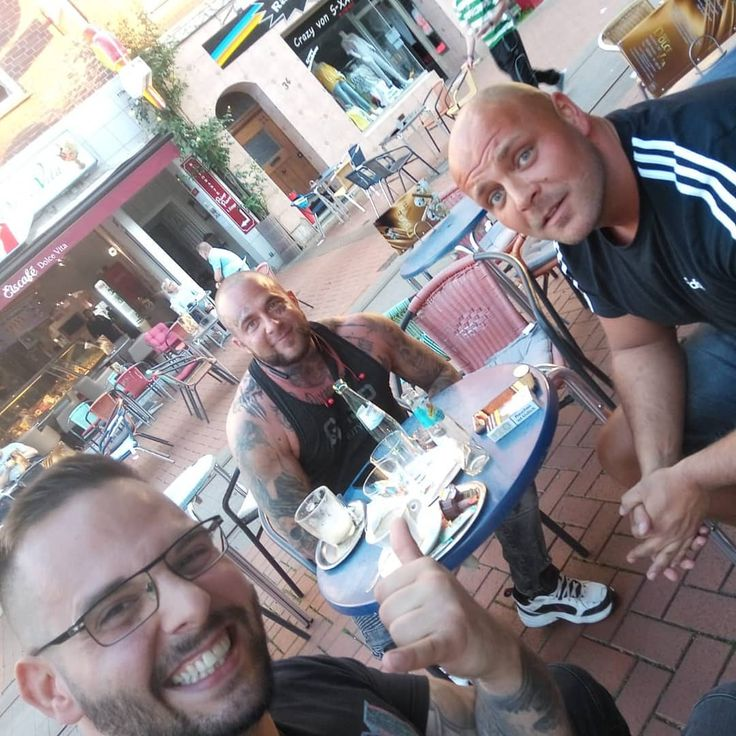 Meeting for new tattoostudio cooperation near Cologne