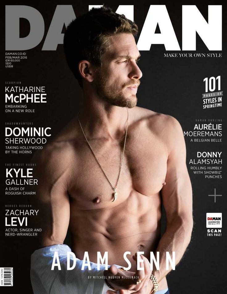 Adam Senn Covers DA MAN, Talks Modeling + Hit the Floor