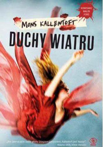 Okładka książki Duchy wiatru 01. 2017r.