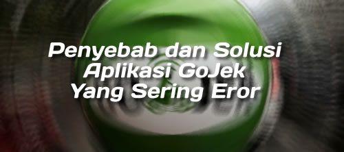 Android dan Cloud Indonesia: Kenapa Aplikasi GoJek Sering Mengalami Gangguan ?