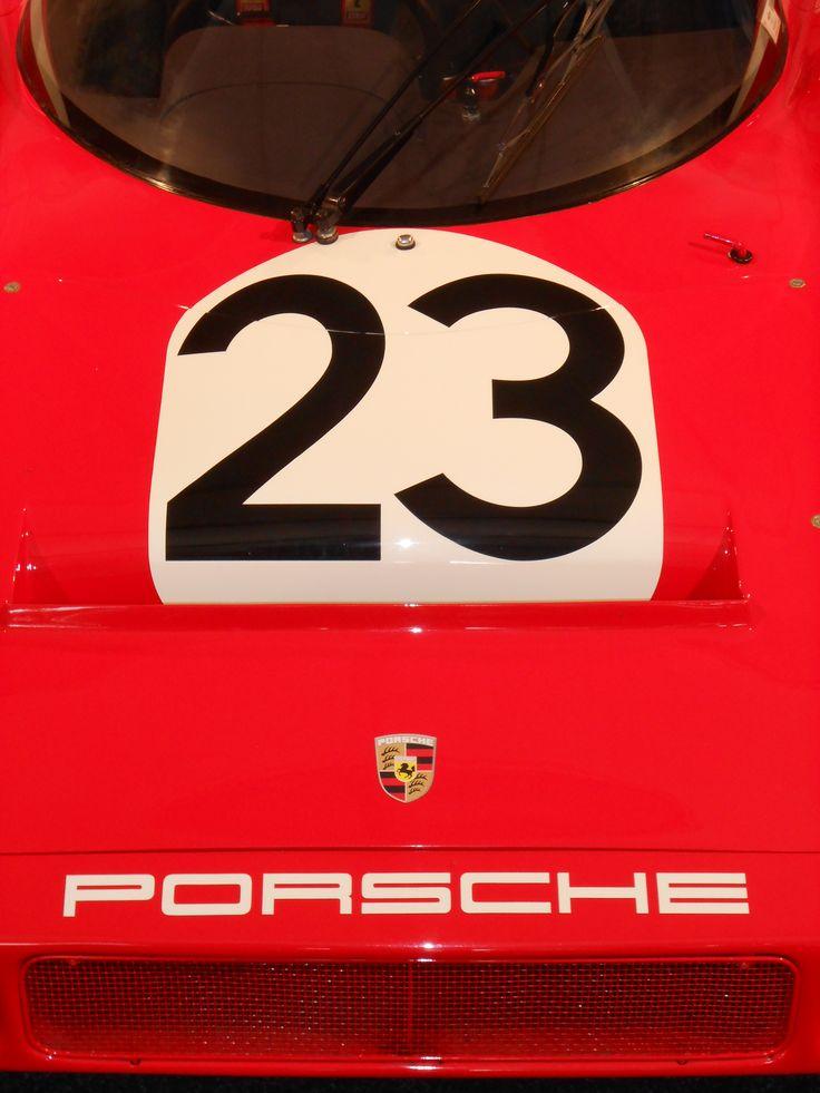 Porsche N°23, 1970
