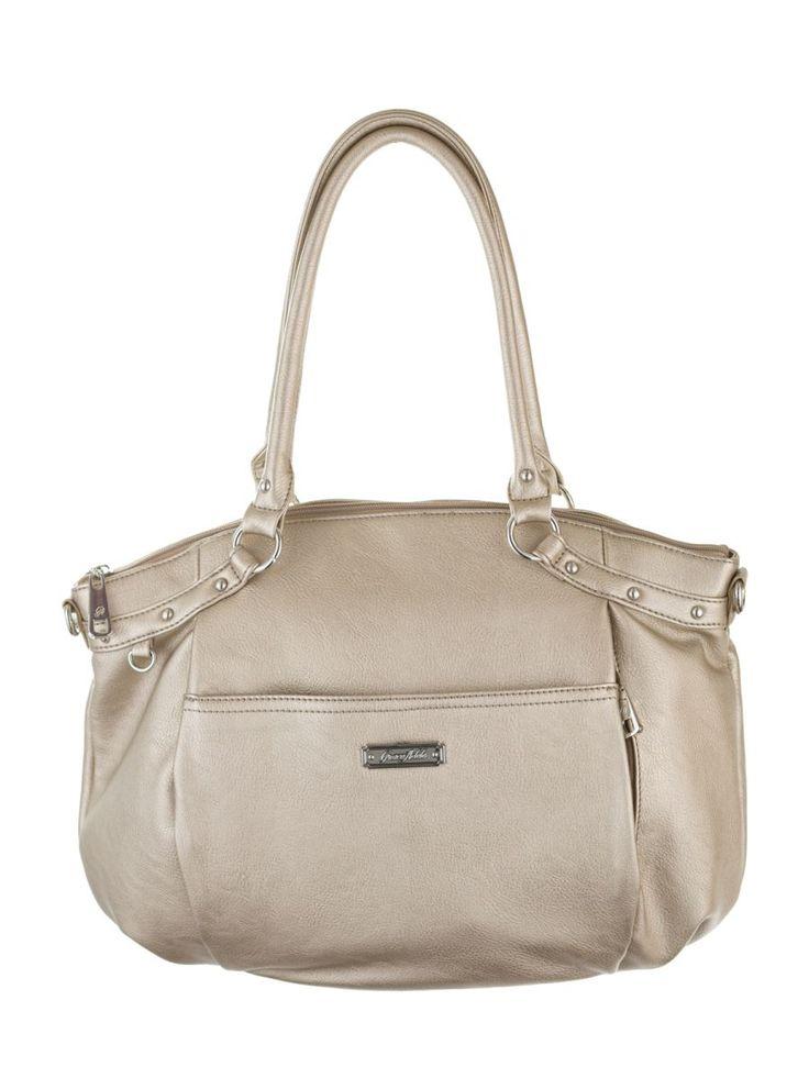 Grace Adele Shelby Metallic purse