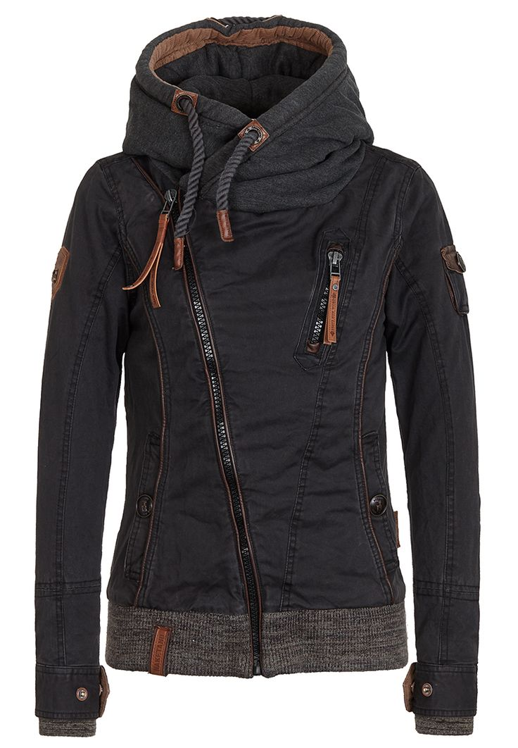 Naketano – Brave New Word | Walk the Line II Black - The only jacket I would waste 150$ on