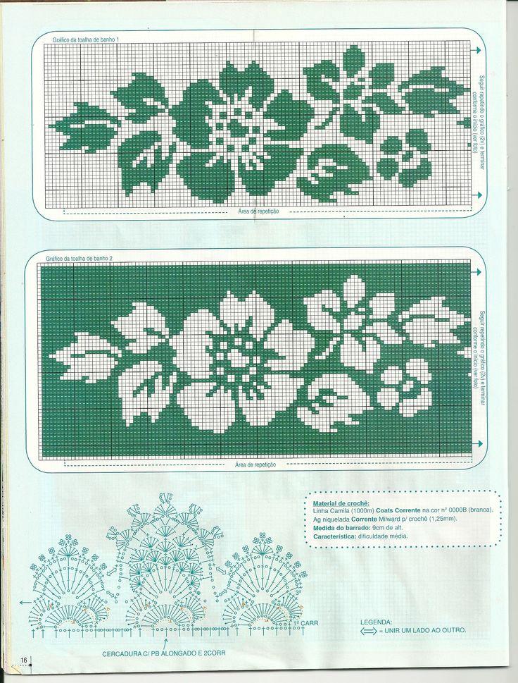 Flowers green2