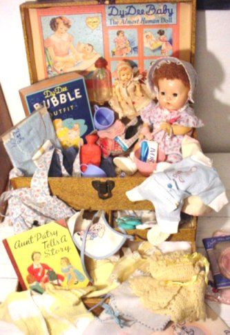 Effanbee DyDee Doll Clothing and Accessories: Dolls Dolls, Dolls Clothing, Clothing Accessories, Antiques Dolls, Beautiful Dolls, Dyde Dolls, 50S Dolls, Dolls Effanb, Dolls Accessories