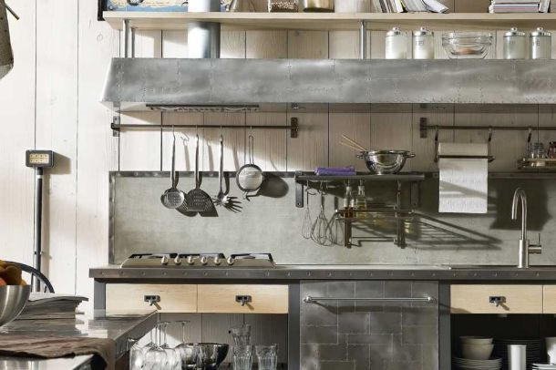 75 best images about cucine di recupero on pinterest kitchenettes industrial and wood cabinets - Cucine di recupero ...