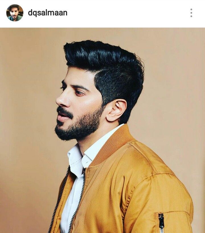 Pin By Harshithaa On Dulquer Salman Cool Hairstyles For Men Actors Images Hair And Beard Styles
