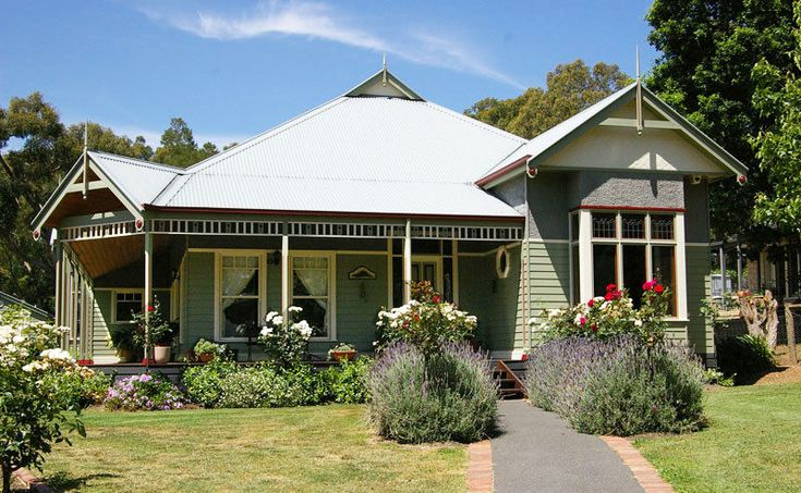australian federation house styles - Google Search