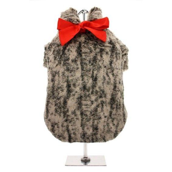 Miss Hollywood Luxury Dog Coat