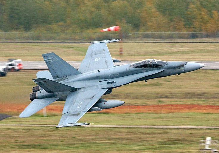CF-18 at Cold Lake