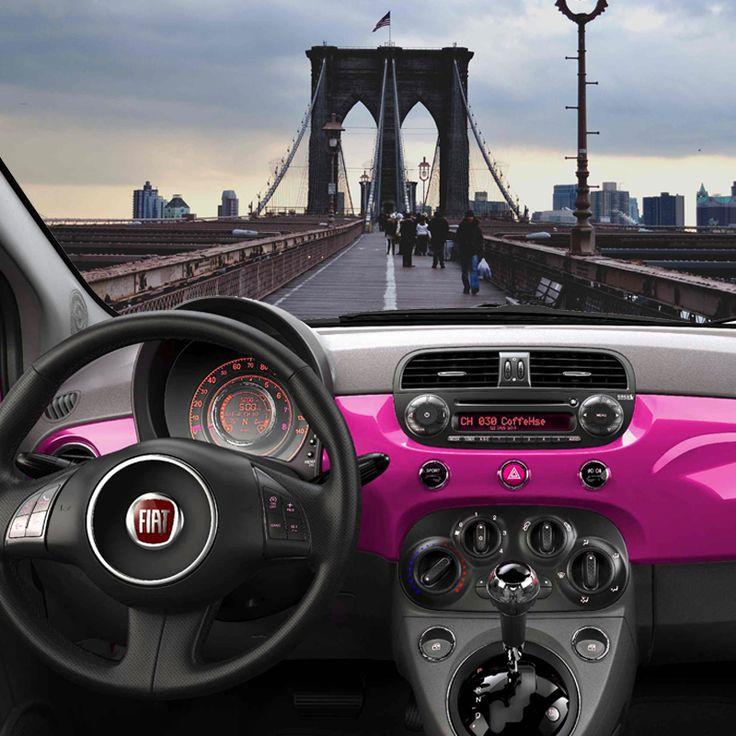 Cambia scenario. Da Manhattan a Brooklyn attraverso il ponte sospeso che per anni è stato il più grande al mondo! Con un #autounica