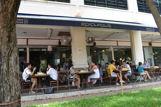 Epicurious Cafe Opening Hours