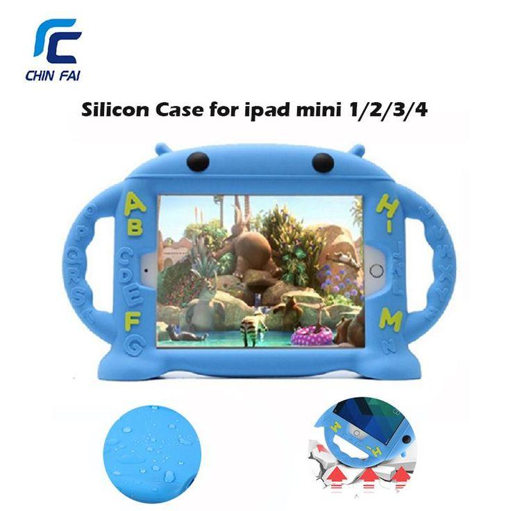 Shockproof  Baby Safe Case for iPad Mini 1 2 3 4 - NewBorn & Mom