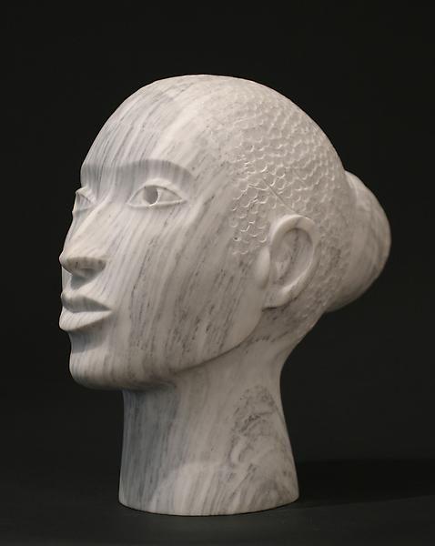 Elizabeth Catlett - Sculpture and Painter. Woman artist trailblazer