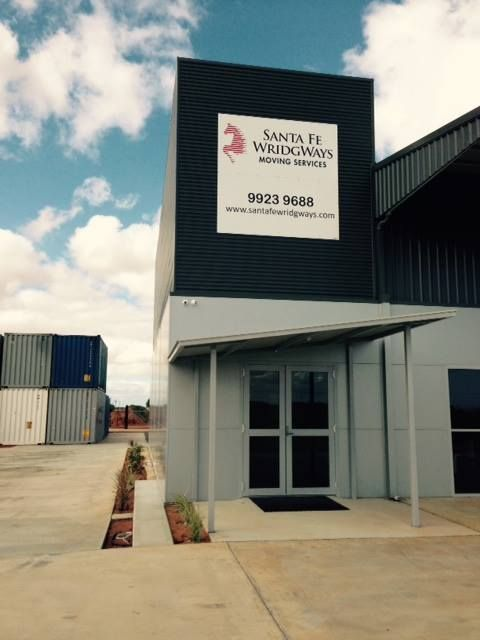 Our brand new Geraldton office is up and running! It looks great, don't you think? :)
