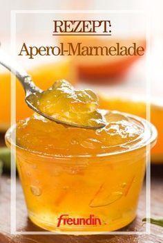 Schnelles Rezept für Aperol-Aufstrich