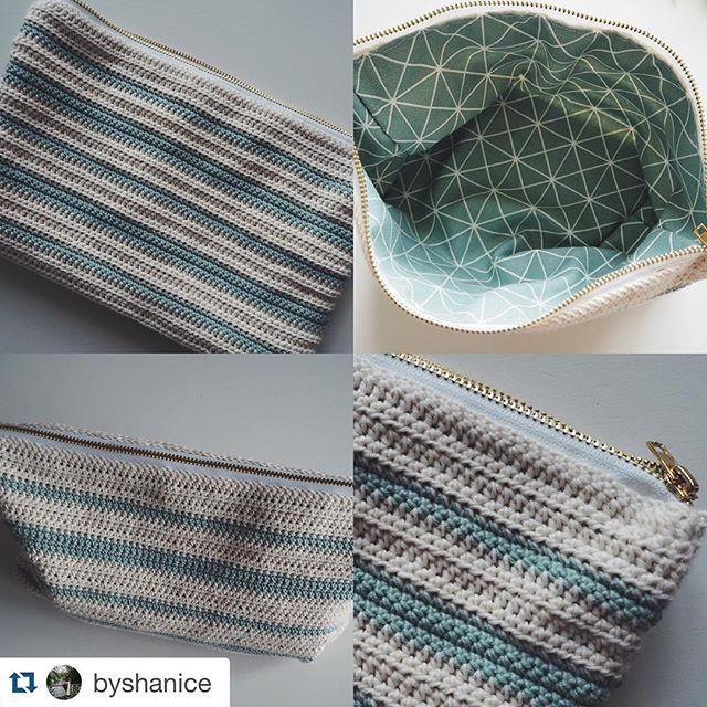 Se denne fine lille taske, som @byshanice har hæklet med BC Garn Alba og Onion Organic Cotton #repost ・・・ Success!  #crochet #clutch #purse #handmade #diy #organic #yarn #ecoknittingdk #hækle #økologisk #garn #igers #vsco #vscocam #vscogood #vscophile #vscogrid #vscogram