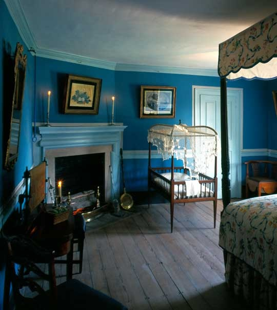 Downstairs Bedroom Mount Vernon - Google Search