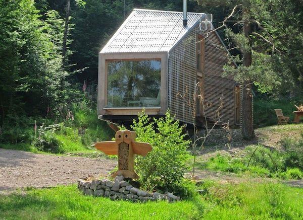 Camping du Mettey, verrassende natuurcamping in de Vogezen