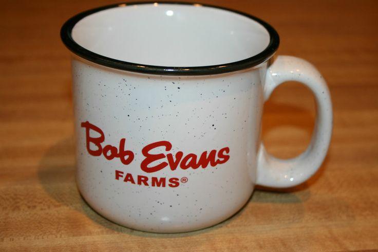 The Mug Coffee >> BOB EVANS FARMS Ceramic coffee Mug Cup BIG! | BOB EVANS FARMS | Pinterest | eBay and Shopping