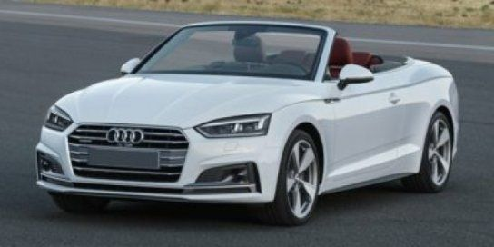 Convertible, 2018 Audi A5 2.0T Premium Cabriolet with 2 Door in Oxnard, CA (93036)