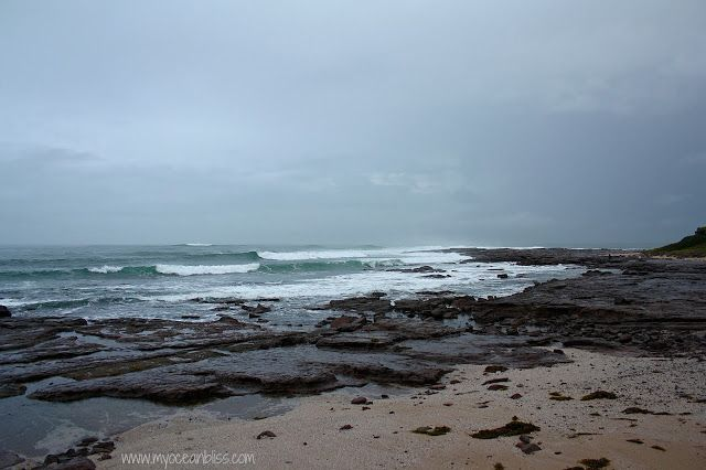 My Ocean Bliss - Shellharbour, NSW, Australia during Winter
