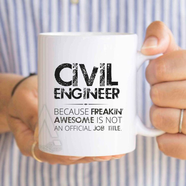 Gifts for civil engineers, engineer mug, engineer graduation, gift ideas for engineering students, funny engineering gifts, retirement MU347 by artRuss on Etsy