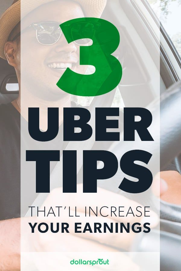 3 Tips For Maximizing Your Earnings When You Drive With Uber