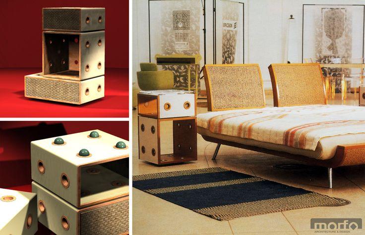 GOYO & LUNA / furniture design, 2001