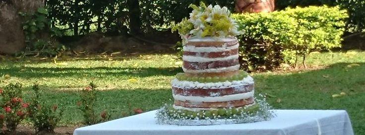 torta desnuda, ideal para sitios abiertos