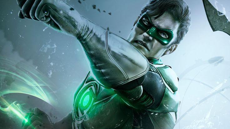 Injustice Game Green Lantern  #Game #Green #Injustice #Lantern